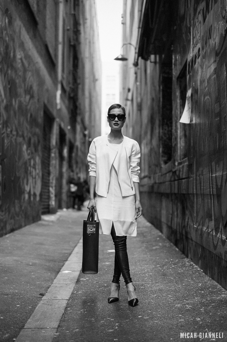 Pics For Fashion Photography Black And White Street