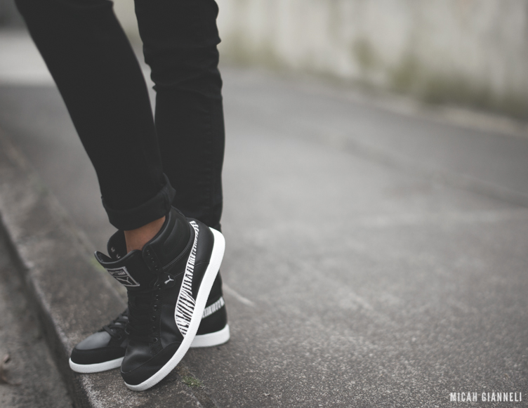 Casual Monochrome
