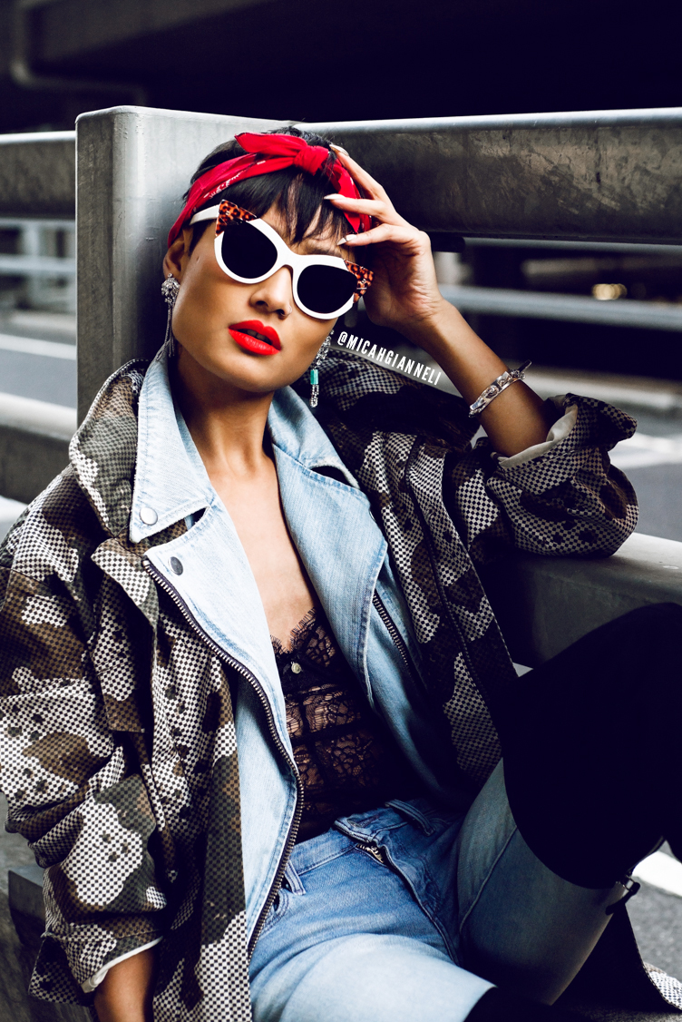 Micah Gianneli_Best top personal style fashion blog_Rihanna style_Denim editorial campaign_Levi's_Levi's editorial campaign_Pared Eyewear_Wanted Shoes_Barbara Bonner_Gooseberry Intimates_Street style