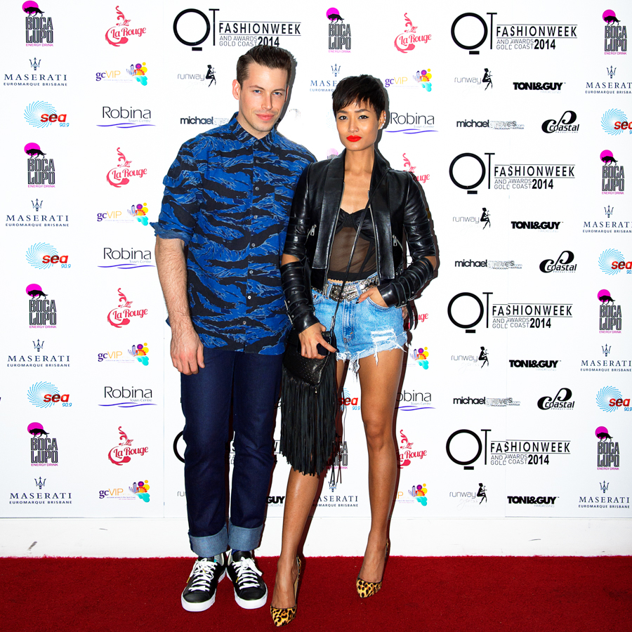 Micah Gianneli & Jesse Maricic_QTFWA_QT Fashion Week