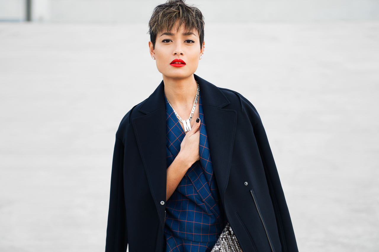 Micah Gianneli_Best top fashion style beauty lifestyle blogger_Rihanna Riri style_Saba_She's Electric_Nine West_Dricoper Denim_Elle Tarplin_Street style fashion editorial_Dallas and Carlos_