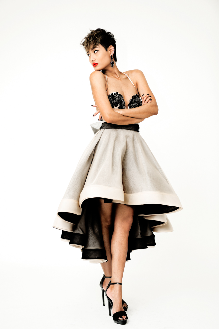 Micah Gianneli_Top fashion style lifestyle beauty blogger_Rihanna Riri style_Philippa Galasso_Mezi Jewellery_Australian Deisgner label_Vogue Harper's Bazaar editorial_Cocktail evening dress editorial_