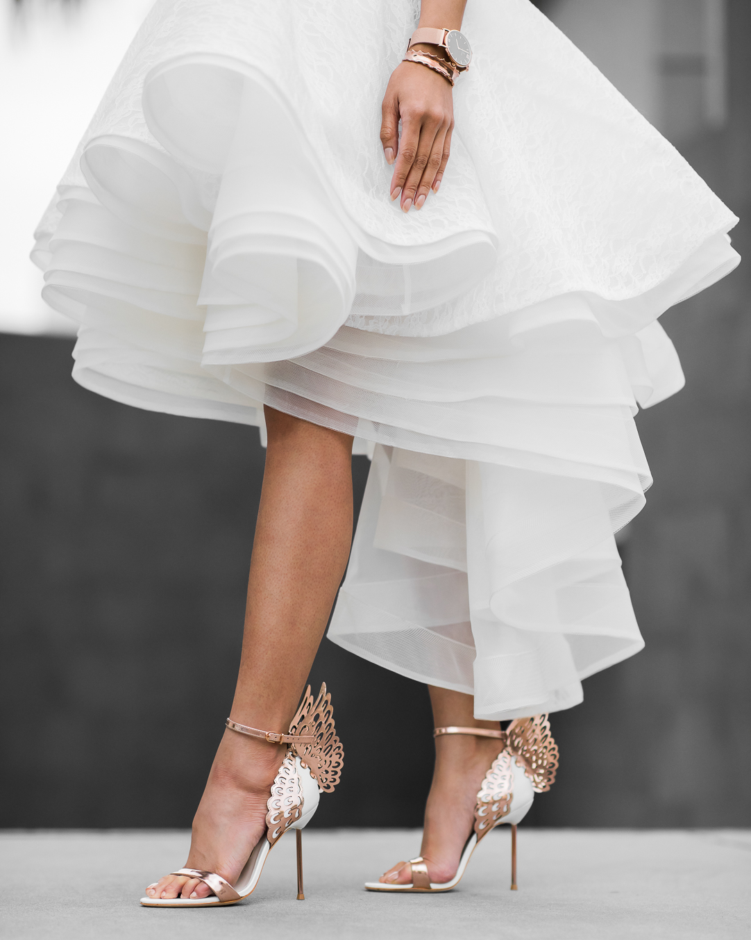 Micah-Gianneli-White-Runway-Sophia-Webster-Luisaviaroma-White-Bridal-Fashion-Editorial-Freedom-Couture