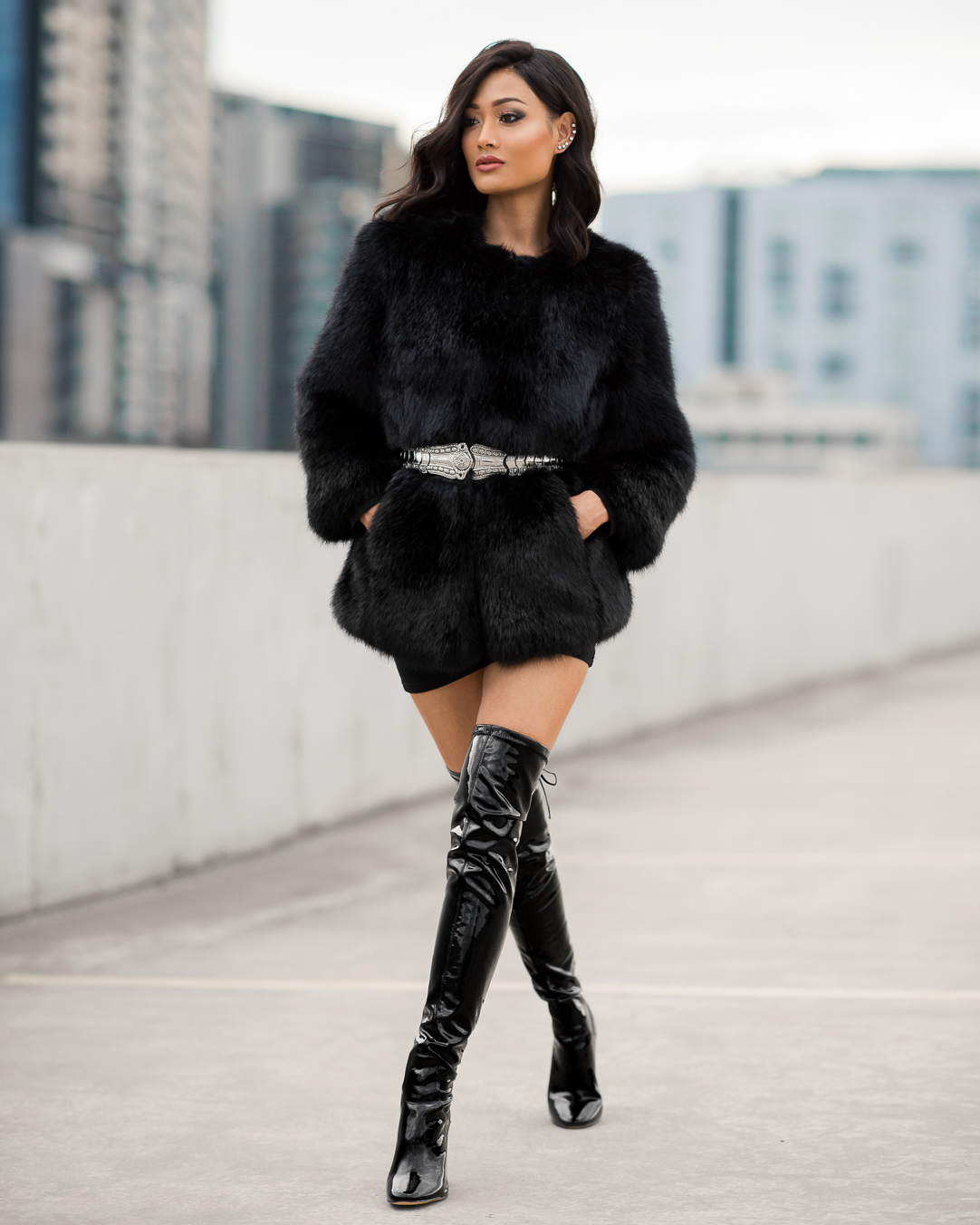 Micah Gianneli-Windsor-Smith-Footwear-Shoes-Editorial-Campaign-Street-Style-Kylie-Jenner-Style-All-Black